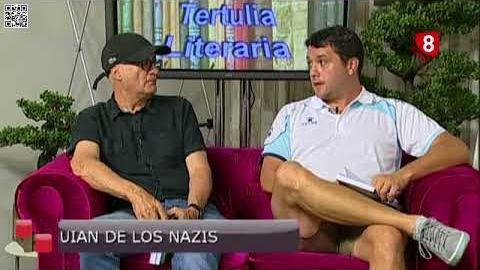 Presentación de la novela 'El Andorrano' en Canal8TV