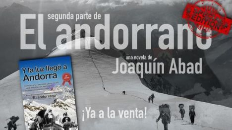 Cartas, mensajes ocultos y una linterna UV para descifrarlos, así es 'Y la luz llegó a Andorra'