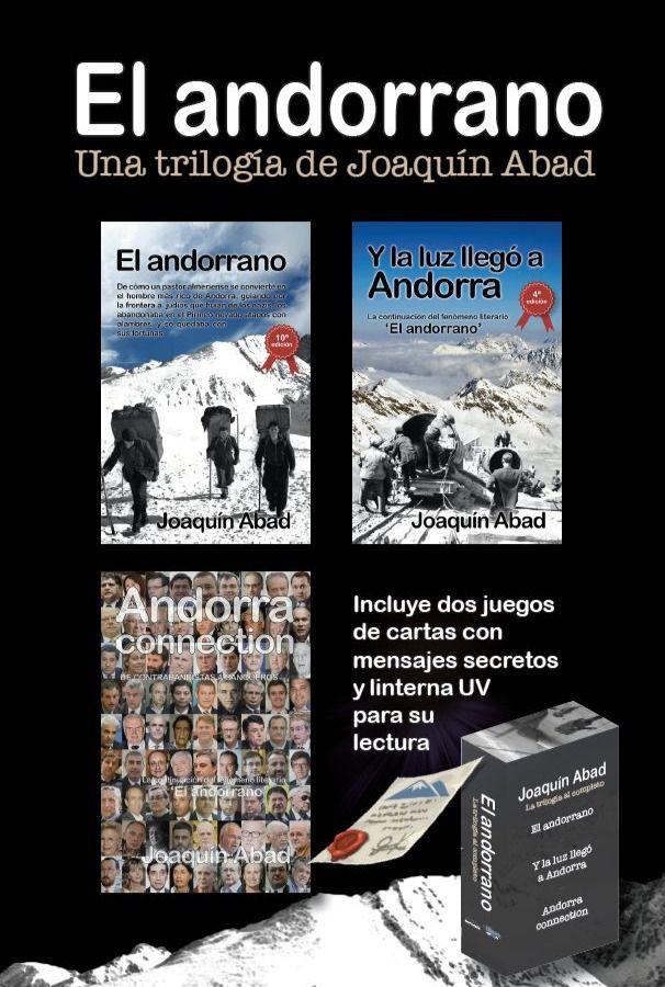 Trilogía 'El andorrano'