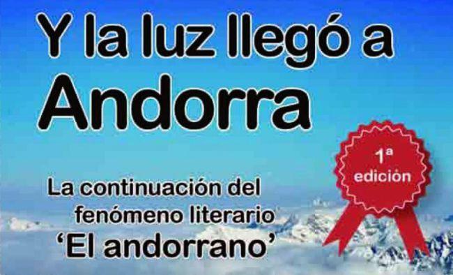 Joaquín Abad presenta una nueva novela que vincula Andorra y Almería