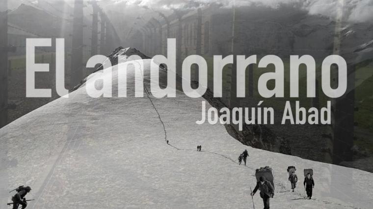 """Preparan la petición del secuestro de la novela """"El Andorrano"""" de Joaquín Abad"""