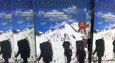 La novel·la 'El andorrano' arriba a la cinquena edició i esdevé un dels llibres de temàtica local més venuts