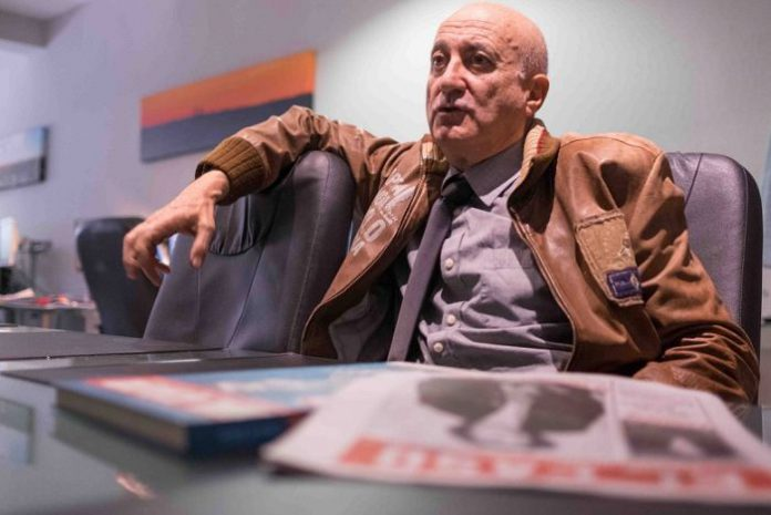 El ex-director de La Crónica de Almería publica el segundo libro de la trilogía 'El Andorrano'