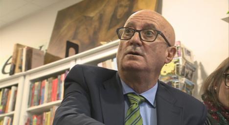 L'autor d'El andorrano' prepara nou llibre amb referències al país